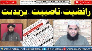 رافضیت، ناصبیت اور یزیدیت، مرزا انجینیئر محمد علی صاحب کی حقیقت