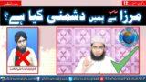انجینیئر محمد علی مرزا صاحب سے ہماری دشمنی کیا ہے؟